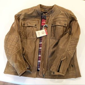Authentic Indian Motorcycle Leather Jacket